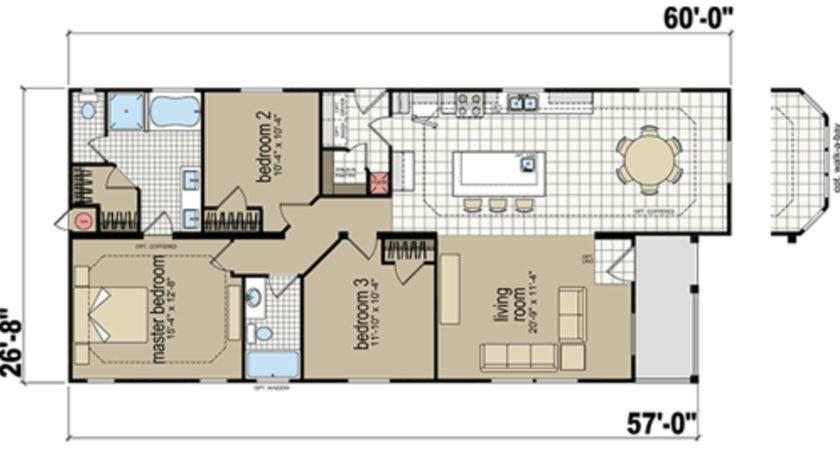 Manufactured Homes Floor Plans Redman