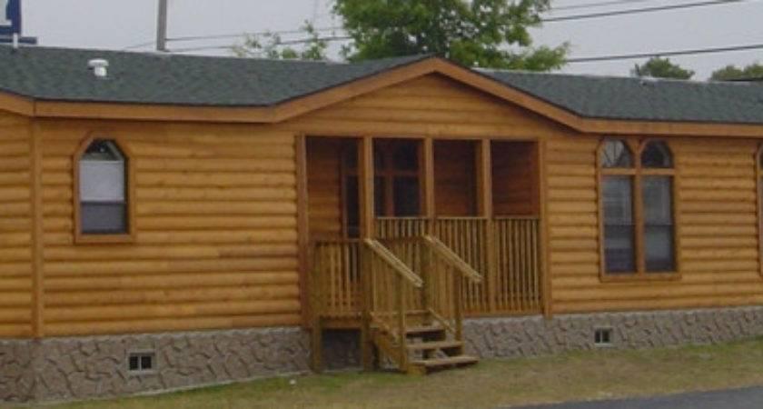 Manufactured Log Home Florida Mobile Homes Cedar
