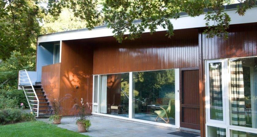 Marcel Breuer House Pocantico Rockefeller Brothers Fund