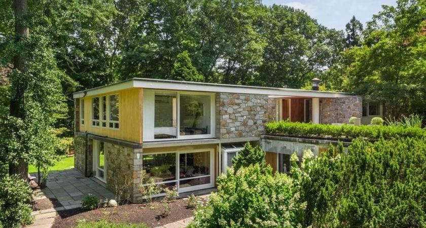 Marcel Breuer House Spaces