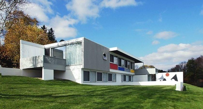Marcel Breuer Stillman House Sale Architectural Digest