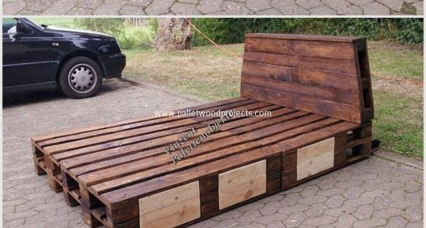 Marvelous Recycling Ideas Used Shipping Pallets