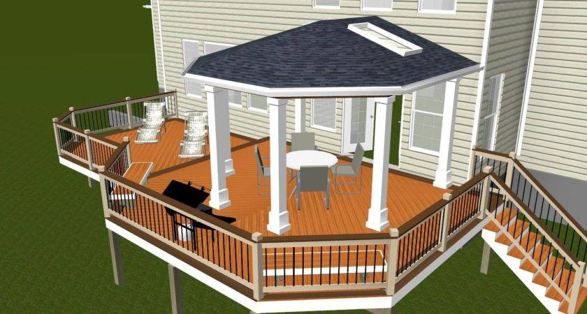 Maryland Covered Porch Builder Custom Outdoor