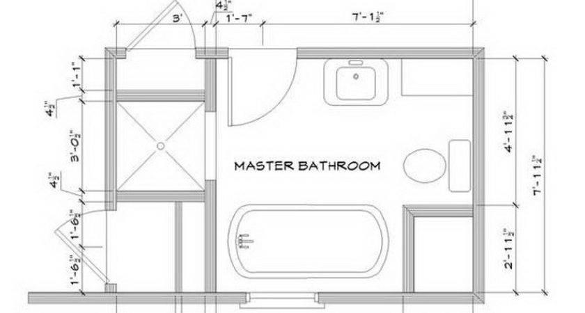 Master Bathroom Layouts Inspiring Floor Plan