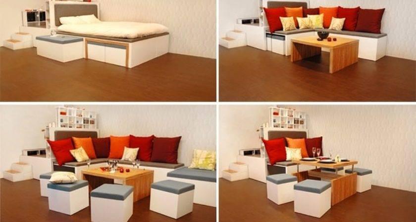 Matroshka Furniture Compact Living Perfect