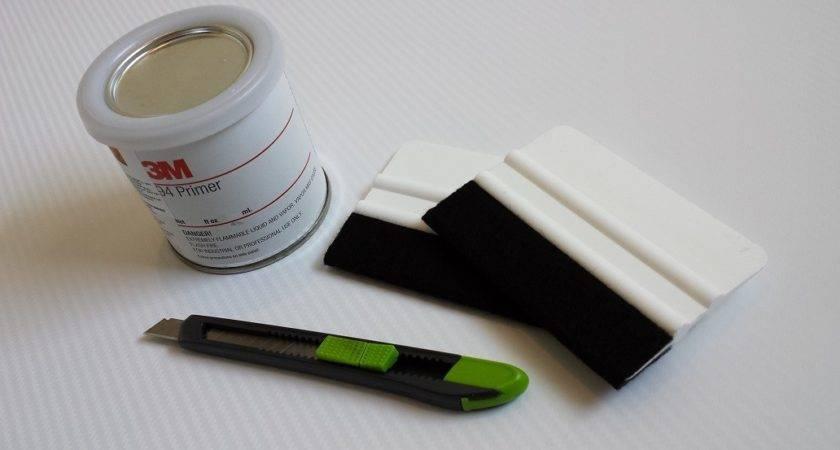 Matte Car Kit Colours Vinyl Tools Wrap