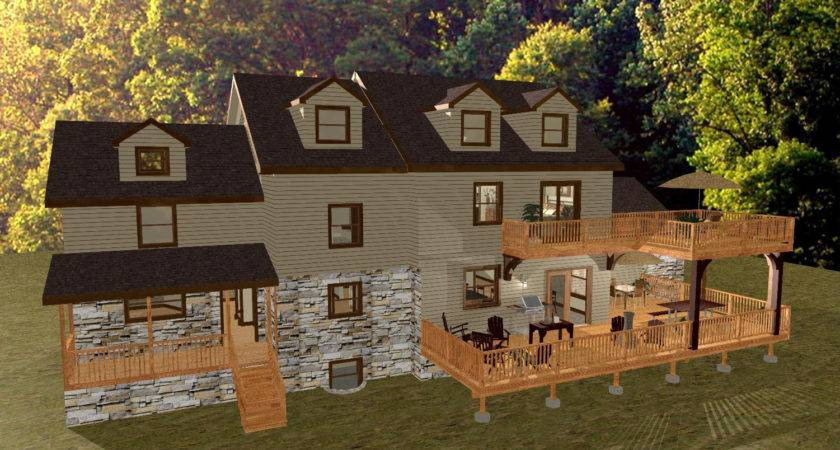 May Client Renderings Design Options