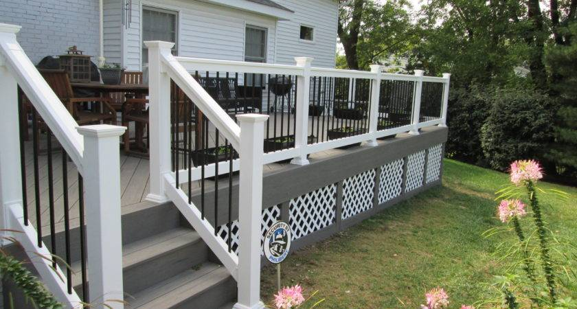 May Louis Decks Screened Porches Pergolas