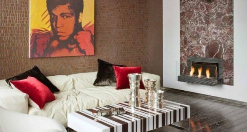 Meet Retro Futuristic Style Awesome Interior Design