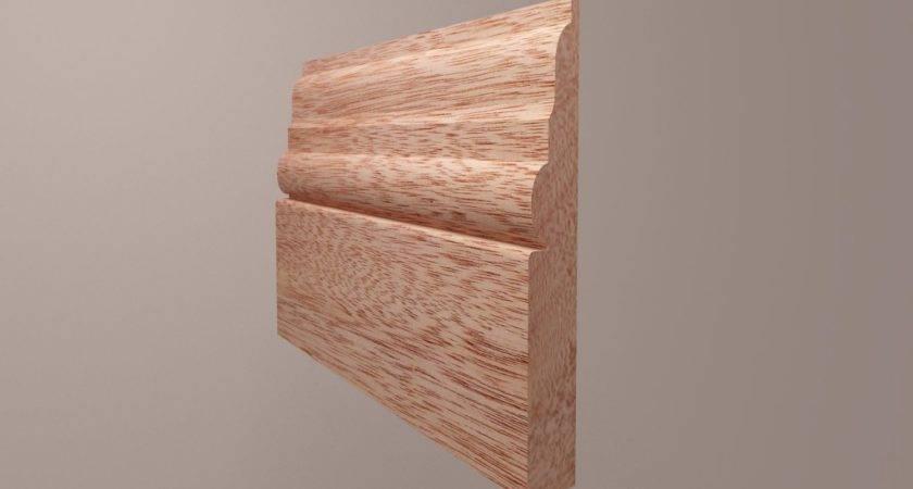 Meranti Stone Skirting Boards Guys