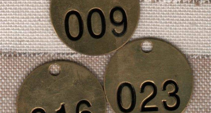 Metal Number Bing