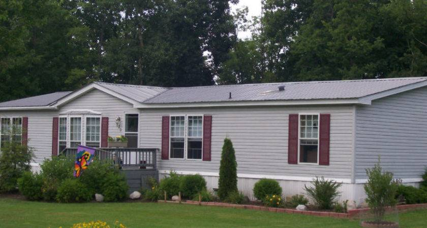 Metal Roofs Mobile Homes Bestofhouse