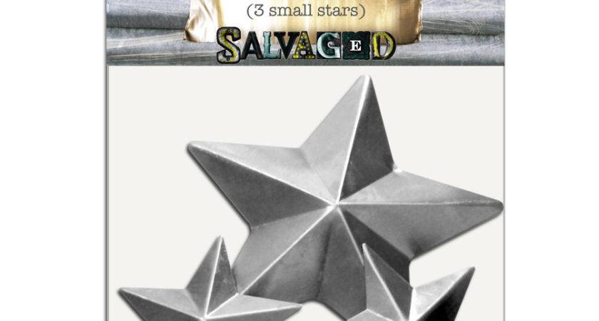 Metal Shapes Crafts