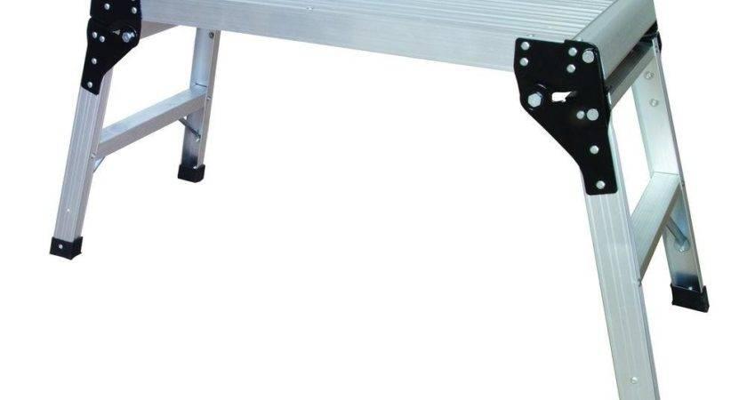 Metaltech Aluminum Portable Work Platform