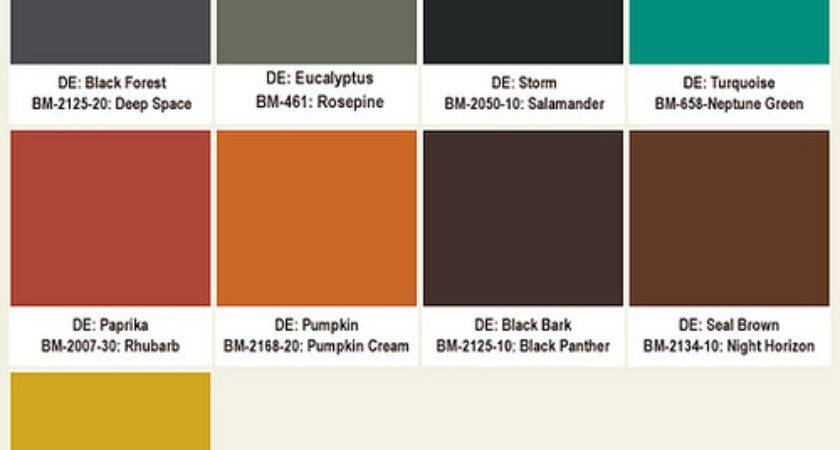 Mid Century Modern Front Doors Colors Exterior Painting