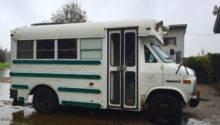 Mini School Bus Conversion Bing