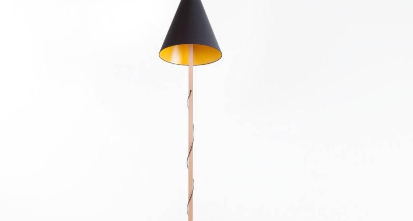 Minimalist Floor Lamp New Classic Design Clarina