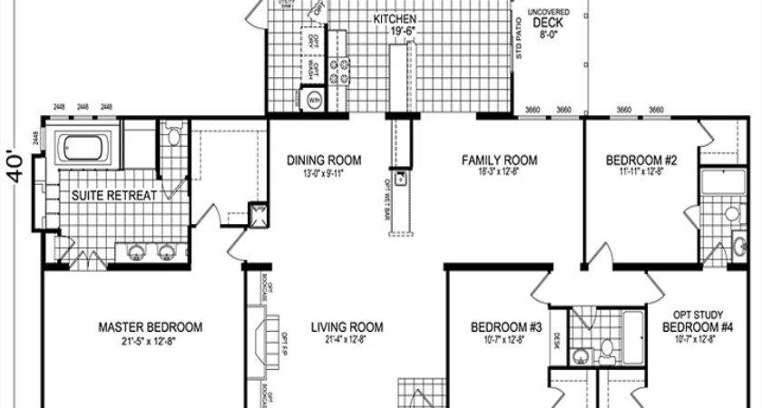 Mobile Home Additions Floor Plans