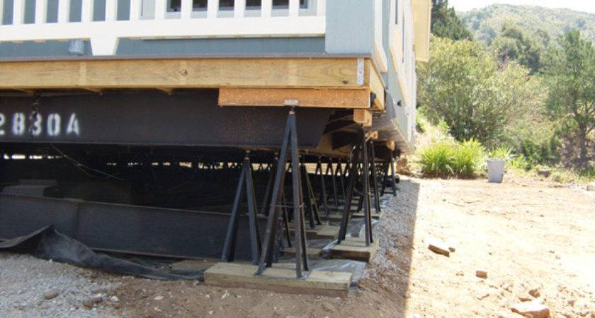 Mobile Home Building San Diego County Forest Piers