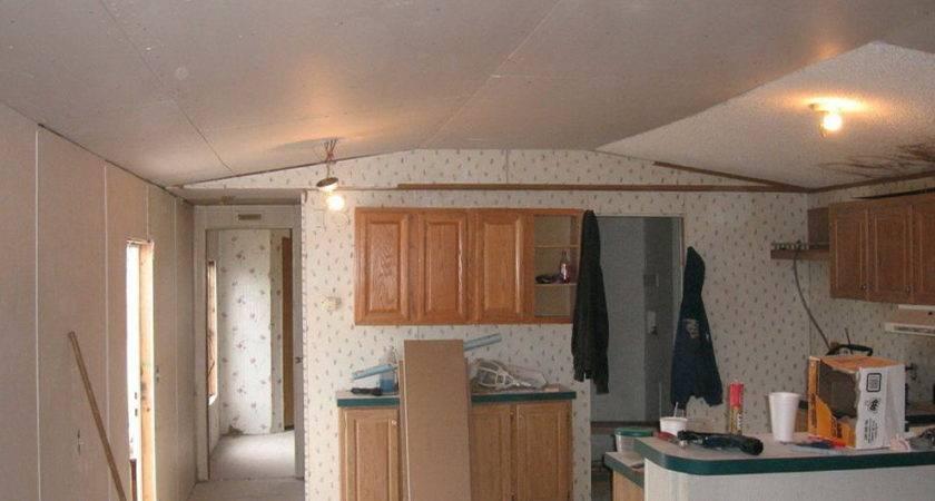 Mobile Home Ceiling Repair Youtube Design Ideas