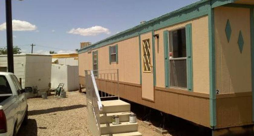 Mobile Home Exterior Paint Song