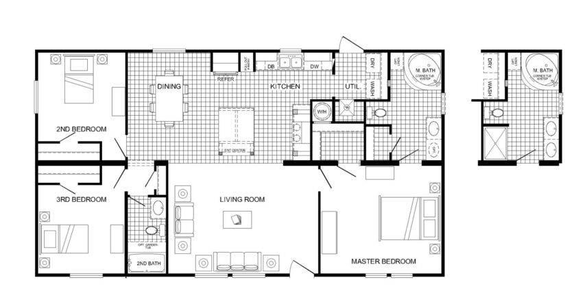 Mobile Home Floor Plans