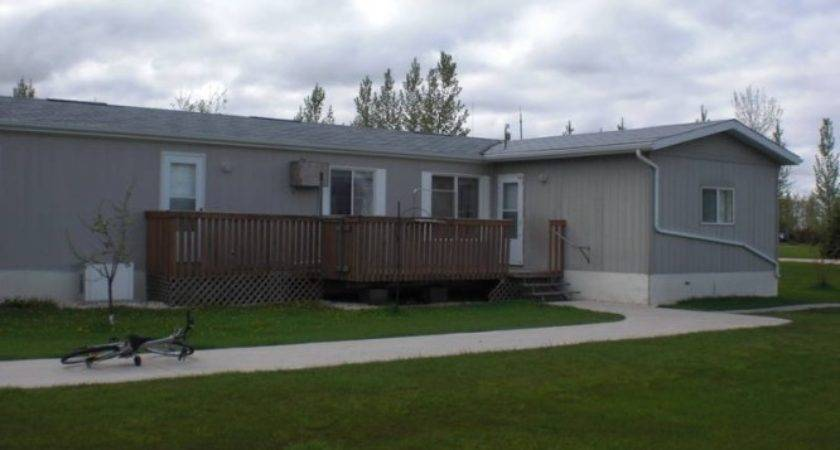 Mobile Home House Trailer Sale Warren Manitoba