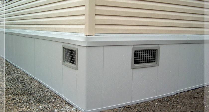 Mobile Home Insulated Skirting Quotes