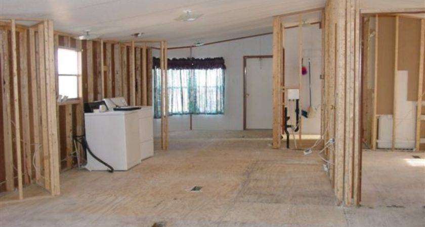 Mobile Home Interior Wall Paneling Impressive Removing