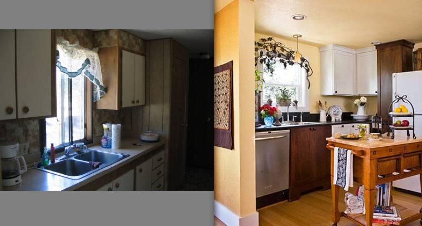 Mobile Home Interiors