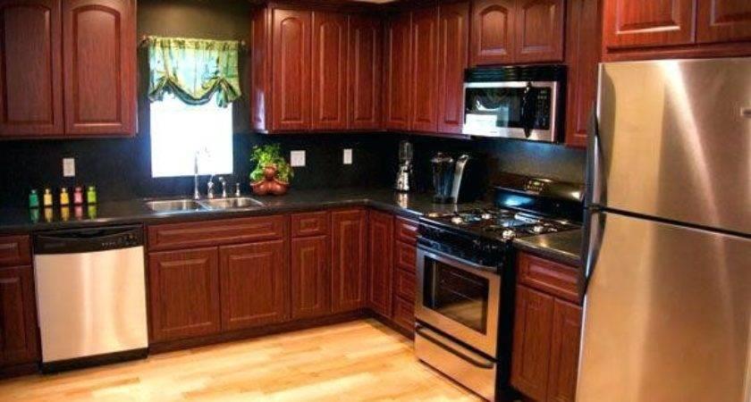 Mobile Home Kitchen Cabinets Brilliant Addition
