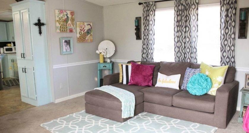 Mobile Home Livingom Front Wichita Layouts Setup