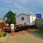 Mobile Home Moving Hanys Cranes Heavy Transport