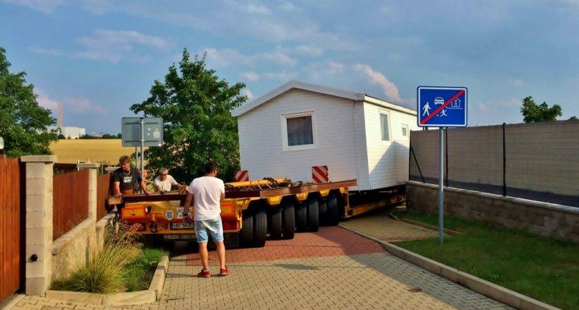 Mobile Home Moving Hanys Cranes Heavy Transport
