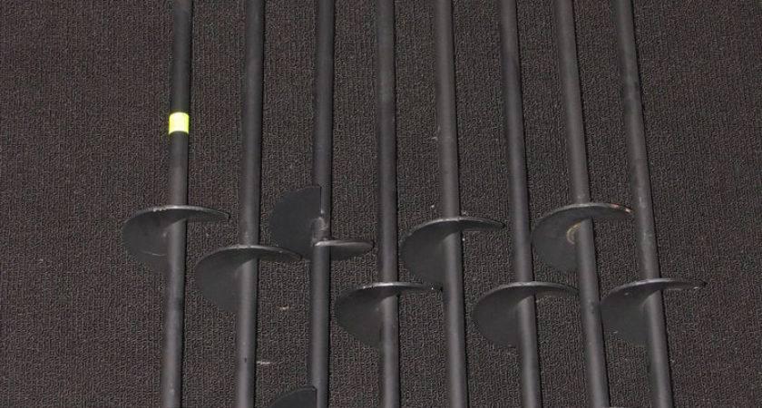 Mobile Home Parts Anchors Tie Downs Set Augers Ebay