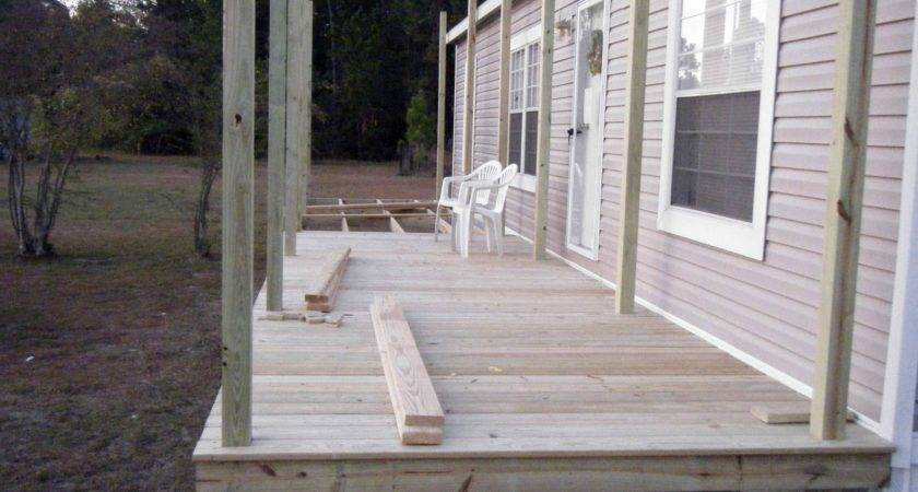 Mobile Home Porch Roof Idea Joy Studio Design
