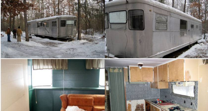 Mobile Home Remodel Before After American Hwy