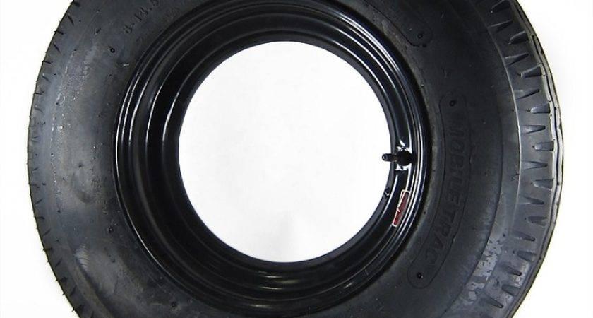 Mobile Home Rim Black Steel