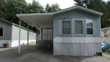 Mobile Home Sale Owner Lake Cowichan Outside
