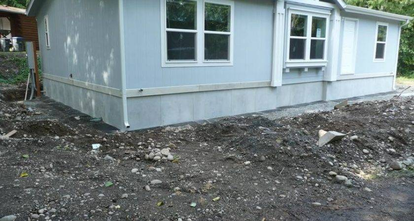 Mobile Home Skirting Ideas Manufactured