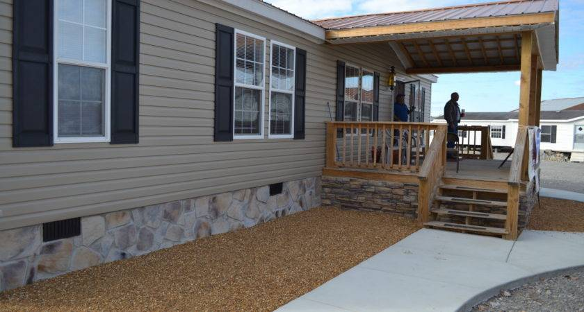 Mobile Home Underpinning Chattanooga Stone Stucco