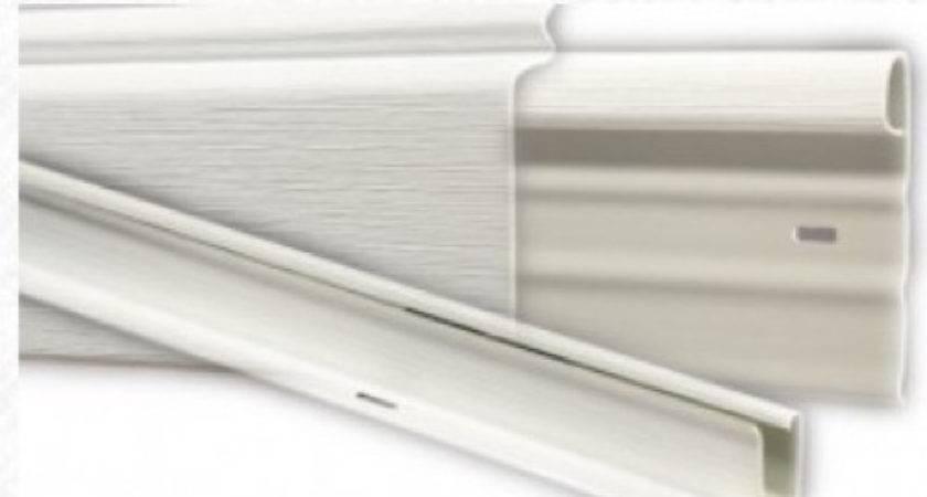 Mobile Home Vinyl Skirting White Top Bottom Underpinning