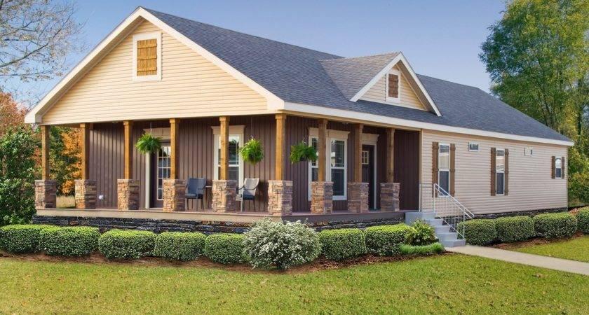 Mobile Homes Big Porches
