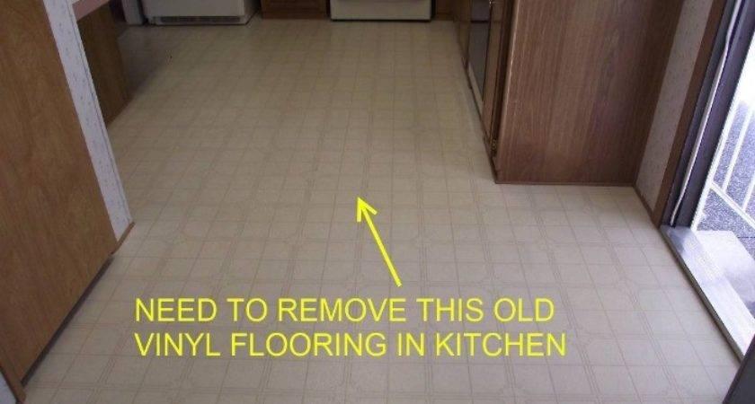 Mobile Homes Removing Vinyl Flooring Floor Prep
