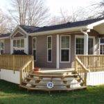 Mobile Homes Wrap Around Porch