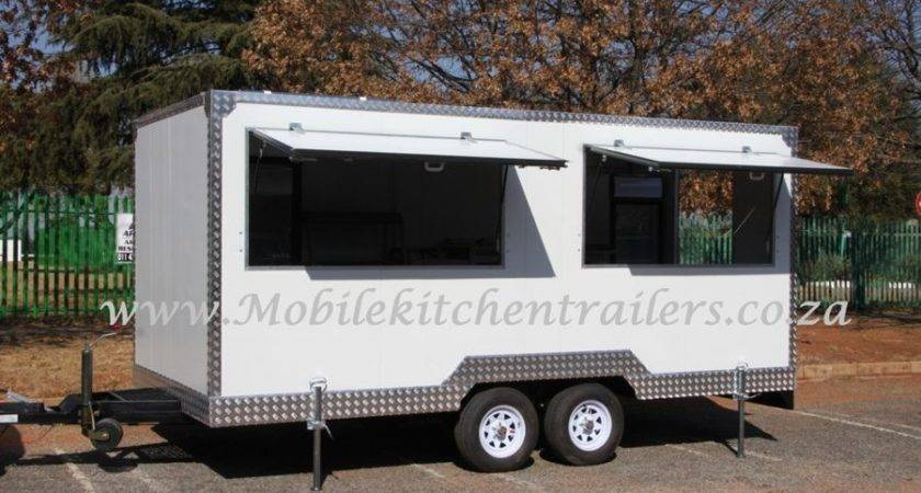 Mobile Kitchen Trailer Rapflava