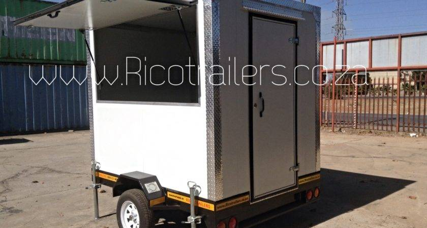 Mobile Kitchen Trailer Sale Cheap Johannesburg