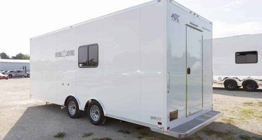 Mobile Laboratory Trailer Sink Great Dane Trailers