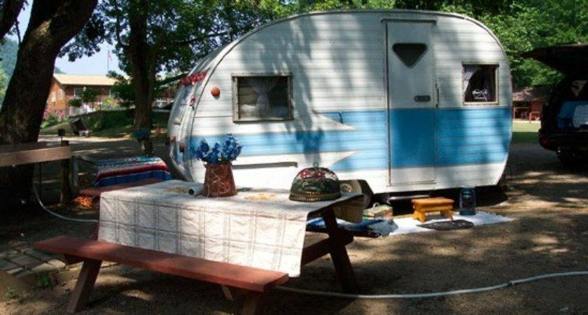 Mobile Scout Madness Vintage Campers Travel Trailers