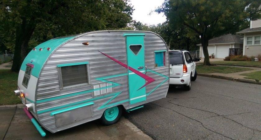 Mobile Scout Rebuild Adventures Vintage Camper